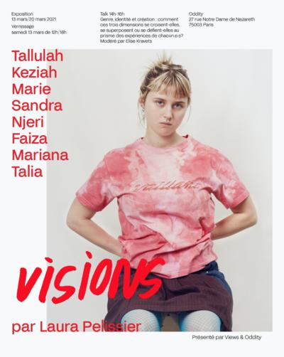 Visions, presented by Views & Oddity - © Oddity Paris